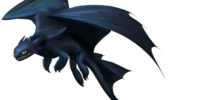 Toothless/Gallery