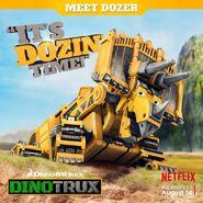 Dozer's It's Dozin' Time poster