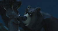 Over the Hedge Vincent Bullying RJ