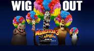 Madagascar 3 Wig Out slider