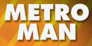 Metro Man logo