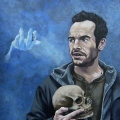 thumb|Bob the Skull & Harry Dresden