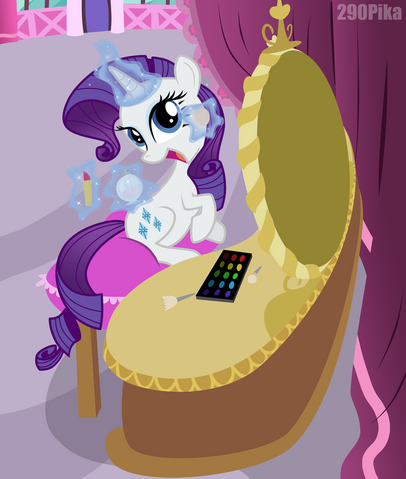 File:Mlp why rarity you look fabulous by 290pika-d585yb7.png