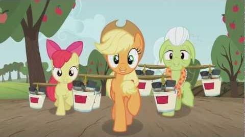 My Little Pony Friendship is Magic - Raise This Barn 1080p