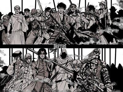 Drifters.(Manga).600.1532238