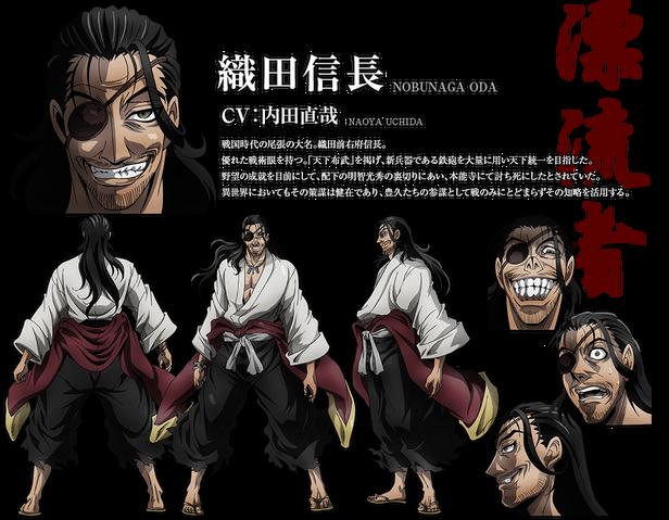 File:Oda Nobunaga anime design.png