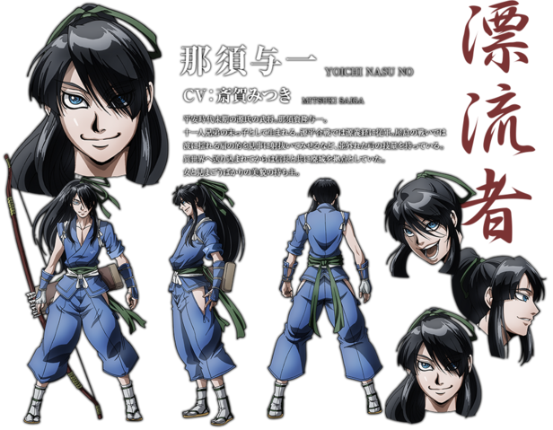 File:Nasu no Yoichi anime design.png