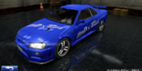 GT-R BNR34 Hoshino Ver. -Ultimate Collaboration-