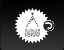 Sentraltind r badge