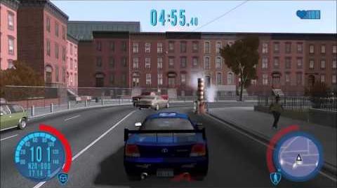 Driver Parallel Lines - Getaway Survival 03