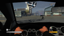 Mito Cockpit View