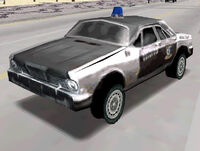 Driver 2 Rio Police Car 1