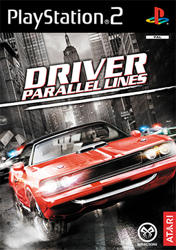 Driver - Parallel Lines Coverart
