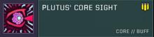 Plutus sensor slot
