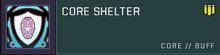 Core shelter title