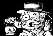 Trampire's follower 2 manga
