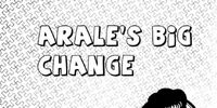 Arale's Big Change