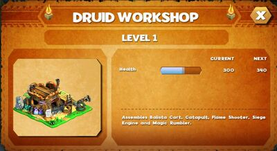Druid workshop