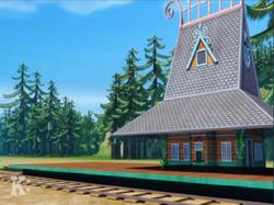 Qantassaurus Station