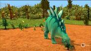 StegosaurusHerbivore