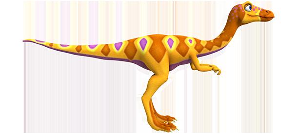 Effigia | Dinosaur Train Wiki | FANDOM powered by Wikia