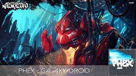 Phex - Galaxy Droid