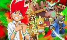 Katta and Team Hamukatsu