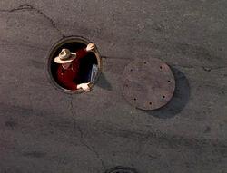 Fraser Manhole The Promise