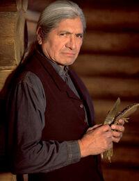 Gordon Tootoosis Actor