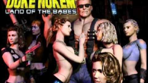 Duke Nukem Land Of The Babes OST Big Guns\\