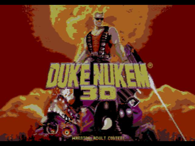 File:DK 3D title screen (Sega Genesis) (1).png