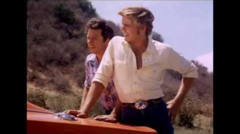 Dukes of Hazzard-General Lee´s engine fails at the critical moment