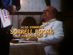 Sorrell Booke - Title Card
