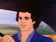 Luke Duke, cartoon