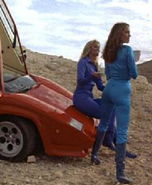 Catherine Bach (Cannonball Run II) 3