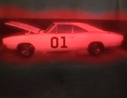 "The Ghost of General Lee in episode ""The Ghost of General Lee"""