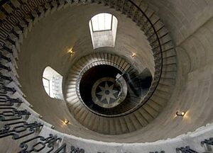 Divination Staircase