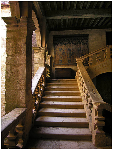 Wikia DARP - Hogwarts stairs Fifth