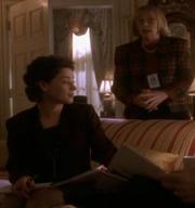 Wikia DARP - Mrs. Landingham (Dolores on duty)
