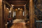Man cavern foyer