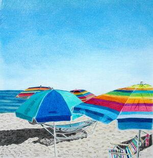 Melinda's Beach Umbrellas