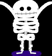 Dummkopf Skeleton