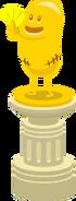 Dunce Statue