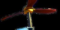 Propeller Cat