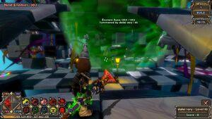 Kings game powerlevel huge aura