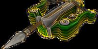 Ornamental Crossbow