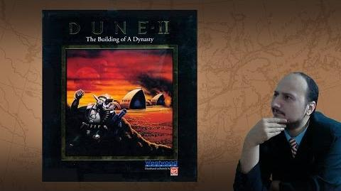 "Gaming History Dune 2 The Building of a Dynasty ""The foundation of the RTS Games"""