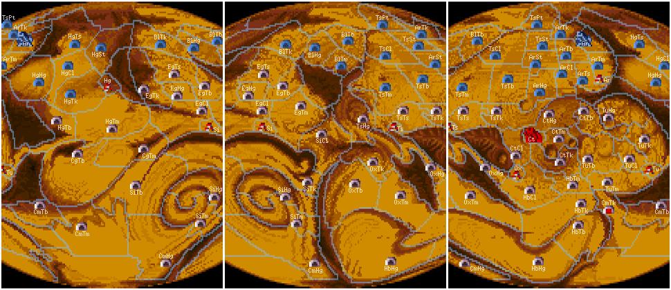 dune caladan planet map - photo #48