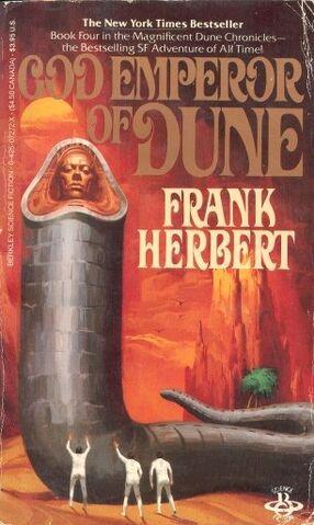 File:God Emperor of Dune Cover Art.jpg