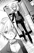 Ryuu in Disguise - Episode Ryuu Manga 6